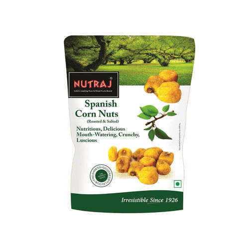 Nutraj Spanish Corn Roasted & Salted 150g