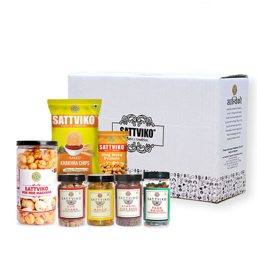 Sattviko Super Value Pack  Combo-4