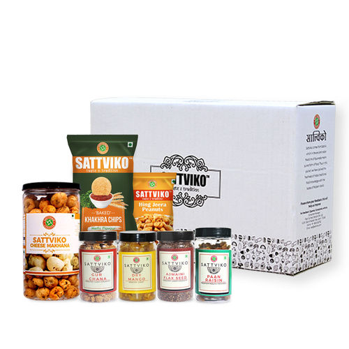 Sattviko Super Value Pack  Combo-9