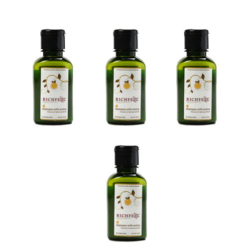 Richfeel Anti Dandruff Shampoo With Arnica 100ml (Pack Of 4)