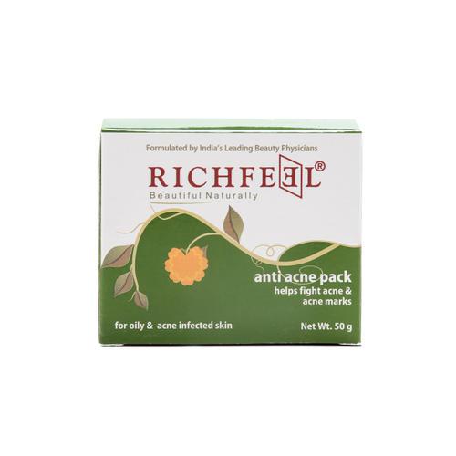 Richfeel Anti Acne Pack 50g