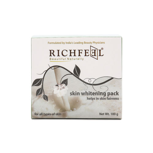 Richfeel Skin Whitening Pack 100g
