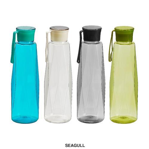 Steelo Seagul Water Bottle, 1000ml, Set of 4, Assorted