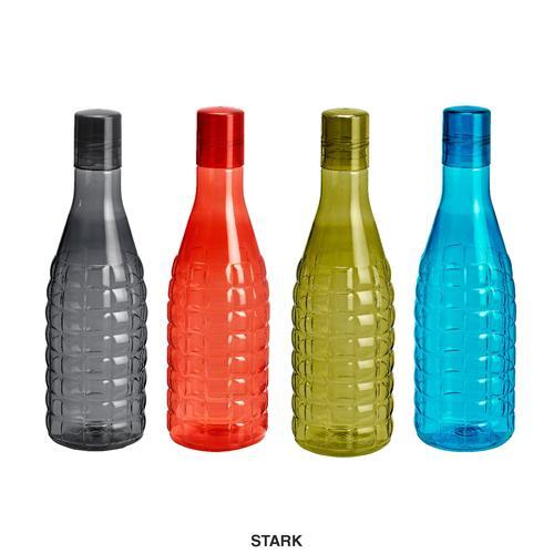 Steelo Stark Water Bottle, 1000ml, Set of 4, Assorted