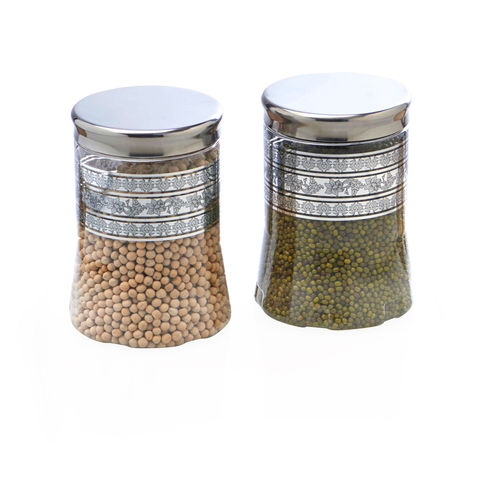 Steelo 1200ml x 2 pcs PET Container Set (Belly)