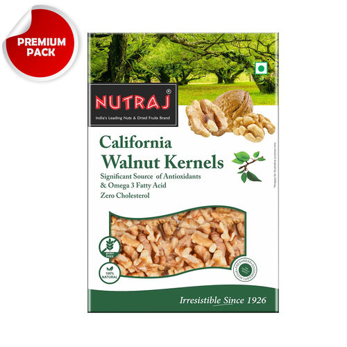 Nutraj California Walnut Kernels 250g