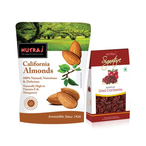 Nutraj Super Saver Pack 350g (Almonds+Cranberries)
