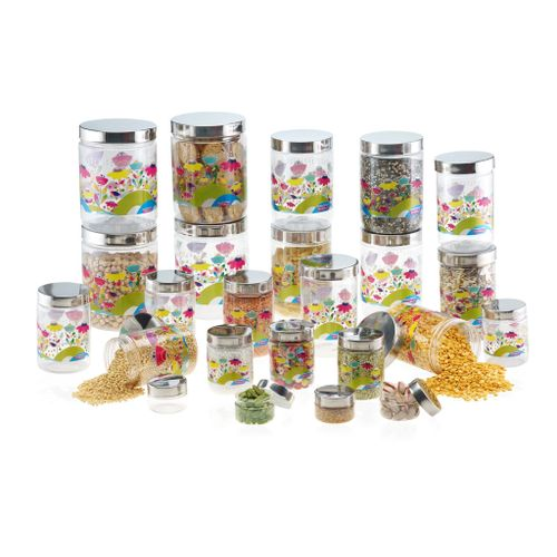 c0be19cbd97 Buy Online Multi Purpose 24 PcsPet kitchen Storage Container Set ...