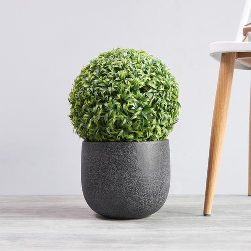 Medium Mini Vanilla Ball Topiary