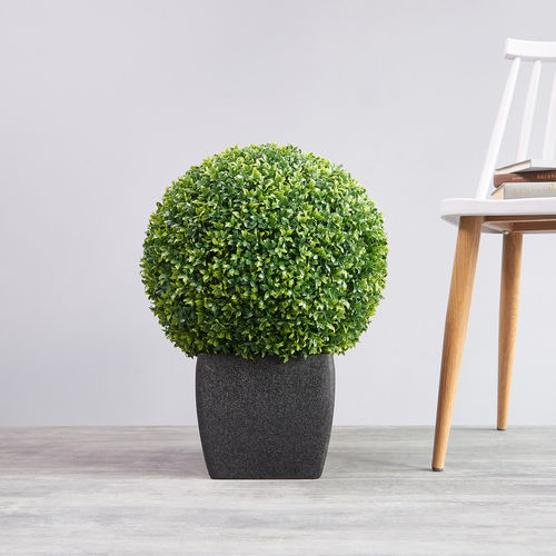 Large Sea grass Ball Topiary