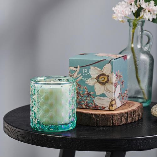 Small Midnight Magic Blue Jar Candle