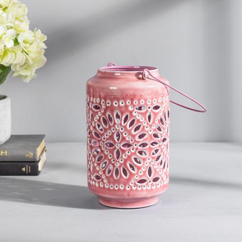 Pink Classic Lantern