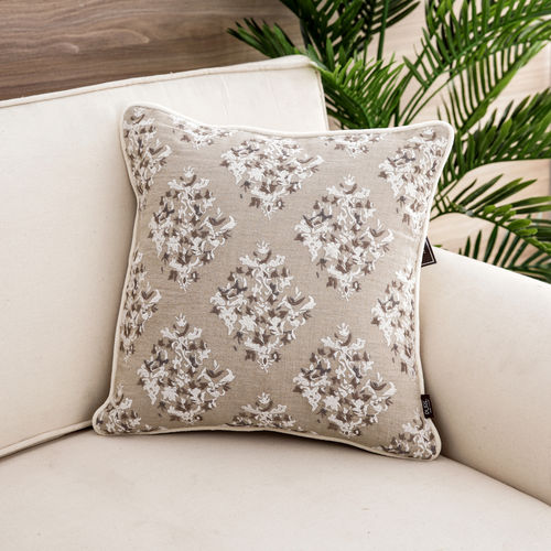 Linen Chintz Cushion Cover