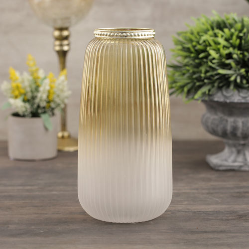 Large Golden Vase