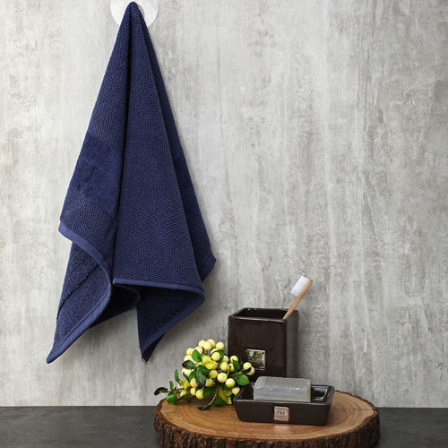 SHEARED BORDER HAND TOWEL Set (4pcs)