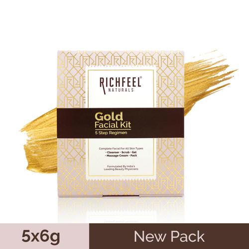Gold Facial Kit 5x6g