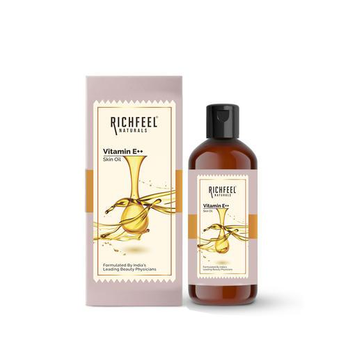 Richfeel Vitamin E++ Skin Oil 80ml