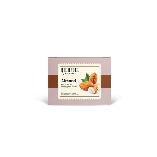 Almond Nourishing Massage Cream 100g