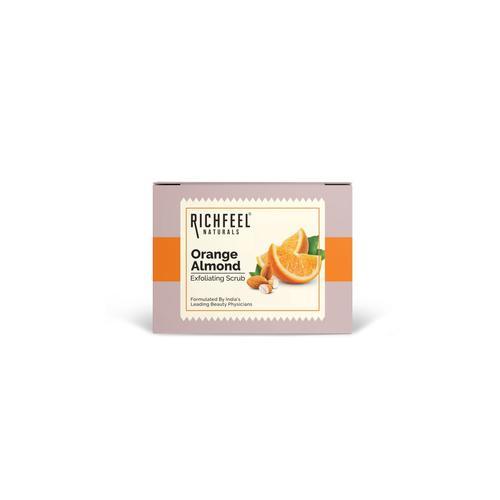 Richfeel Orange Almond Scrub 100g