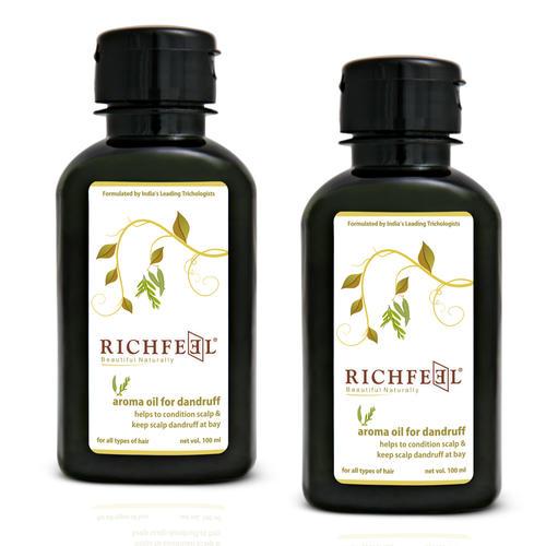 Richfeel Anti Dandruff Oil For Dandruff 100ml (Pack Of 2)