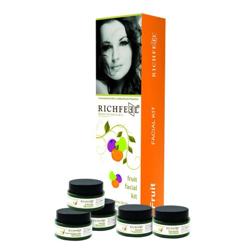 Richfeel Fruit Facial Kit 250g