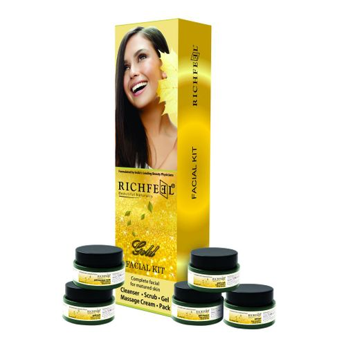 Richfeel Gold Facial Kit 250g