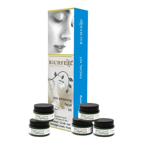 Richfeel Skin Whitening Facial Kit 250g