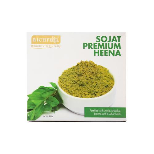 Richfeel Sojat Premium Heena 200g
