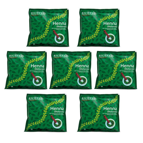 Richfeel Heena Mehendi 300g (pack of 7)