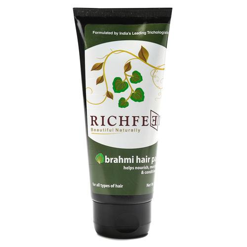 Richfeel Brahmi Hair Pack 100g