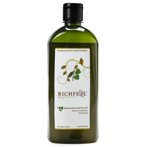 Richfeel Brahmi Jaborandi Hair Oil 500ml
