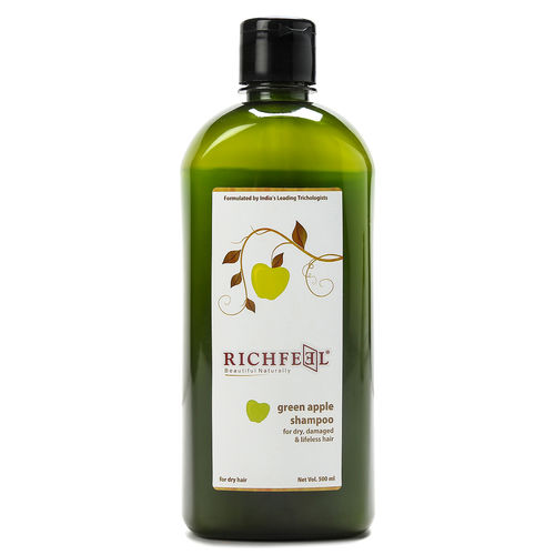 Richfeel Green Apple Shampoo 500ml