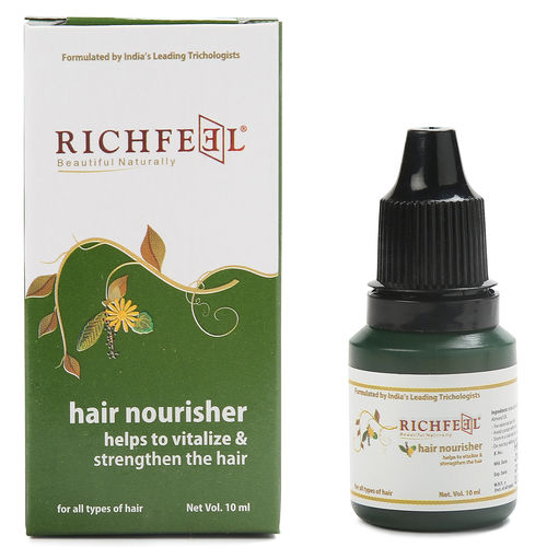 Richfeel Hair Nourisher 10ml