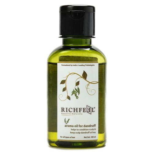 Richfeel Anti Dandruff Oil For Dandruff 100ml