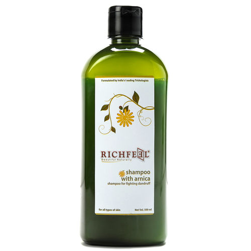 Richfeel Shampoo With Arnica 500ml