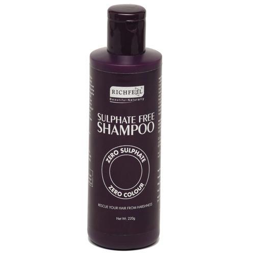 Richfeel Sulphate Free Shampoo 220g