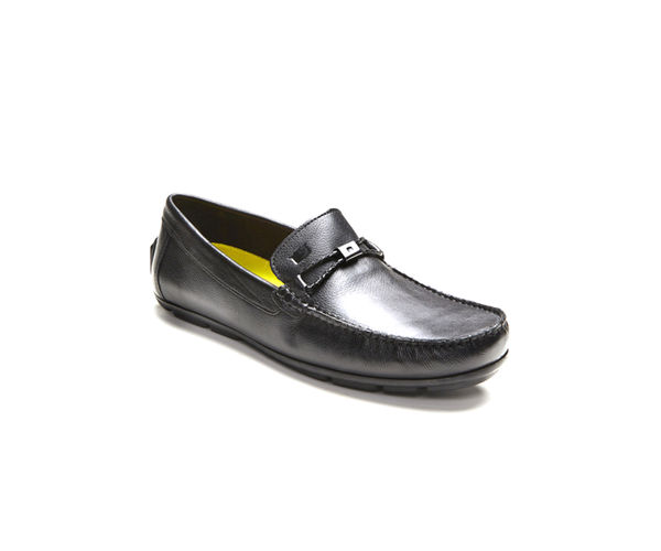 Black Boat Shoes