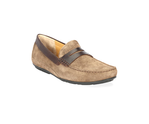 Light Brown Loafers