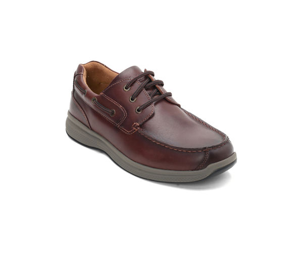 Brown Casual Lace-ups
