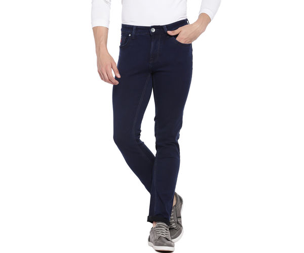 Jeans Blue Slim  Fit  Jeans