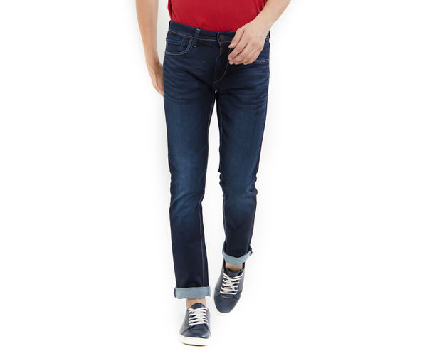 Easies by Killer Blue Color Cotton Slim Fit Jeans