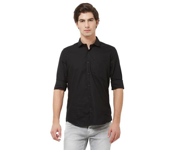 Integriti Men's Black Shirt