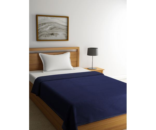 Poise Blue Coral Blanket Single Size