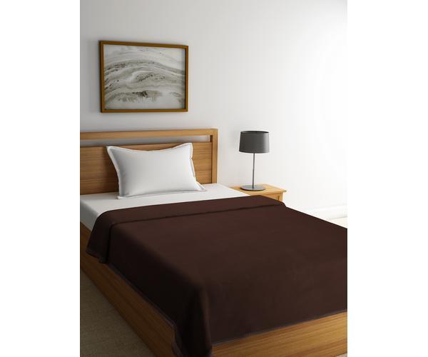 Poise Umber Blanket Single Size