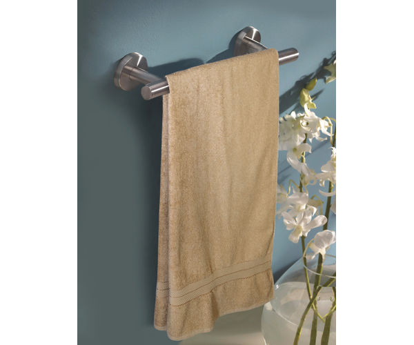 Stellar Home Crystal XI Collection - Extra Large Cloud Cream 1 Piece Bath Towel, GSM - 380 (100% Cotton, 90 x 180 cms)