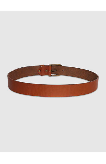 SPYKAR TAN Genuine Leather BELT