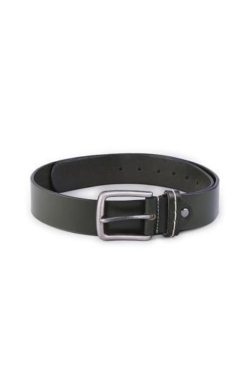 SPYKAR Olive Genuine Leather BELT