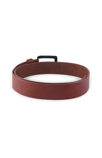SPYKAR Brown Genuine Leather BELT