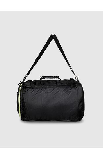 Spykar Black leather Laptop/Backpack
