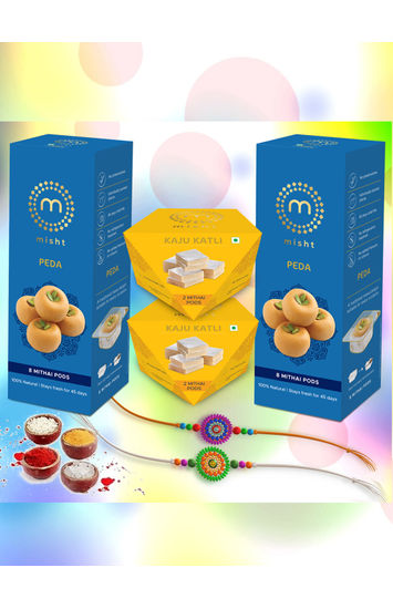Rakhi Sweets Combo-3